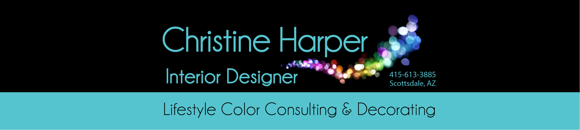 Lifestyle Color Consulting & Decorating Logo
